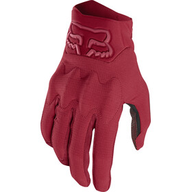 Fox Defend D3O Gloves Herre cardinal